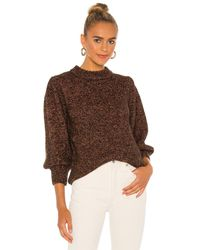 Anine Bing Rosalind セーター - ブラウン