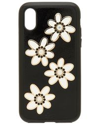 Sonix Swarovski Opal Daisy Iphone Xs/x Case - Black