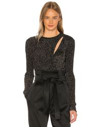 Michelle Mason セーター - ブラック
