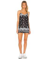superdown Alexis Mini Dress - Black