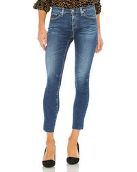 AG Jeans LEGGING スキニーデニム. Size 25,26,27,28,29,30. - ブルー