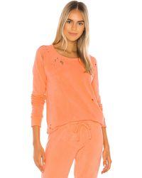 Chaser スウェットシャツ - オレンジ