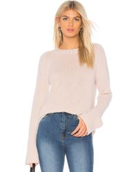 360cashmere - Maikee Sweater In Pink - Lyst