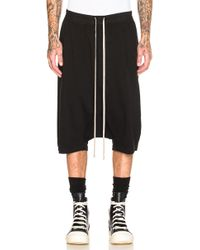 DRKSHDW by Rick Owens - Pods Pant - Lyst