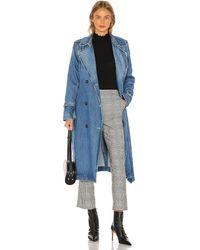 FRAME コート. Size Xs. - ブルー