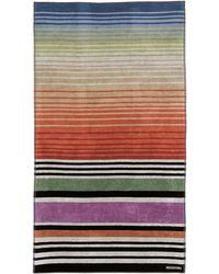 Missoni Полотенце Ayrton В Цвете Мульти - Многоцветный