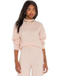 The Upside Igor Lounge Knit Jumper - Pink