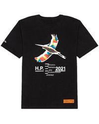 Heron Preston Tシャツ - ブラック
