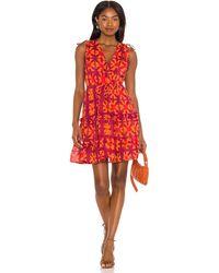 brand: Banjanan Becca ドレス - オレンジ