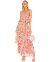 House of Harlow 1960 X Revolve Nel Dress - Pink