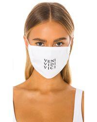 GRLFRND Protective Face Mask - White