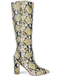 Ulla Johnson Jerri Boot - Yellow