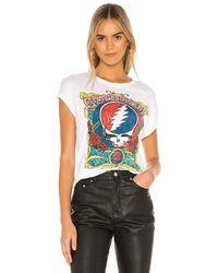 Chaser Grateful Dead グラフィックtシャツ - ホワイト
