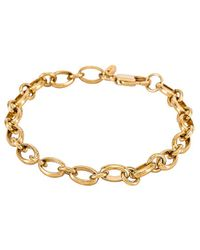 Vanessa Mooney The Kiana Chain Bracelet - Metallic