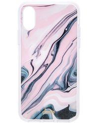Sonix Blush Quartz Iphone X ケース - ピンク