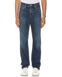 Citizens of Humanity Sid Straight Jean. Size 31,32. - Blau