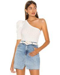 Nation Ltd Paulina Tシャツ - ホワイト