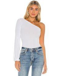 n:PHILANTHROPY Dottie Bodysuit - White