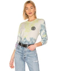 Stussy - Plant Love Cotton-jersey Top - Lyst