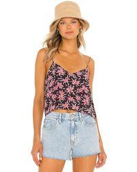 Acacia Swimwear Liv Cupro Top - Pink