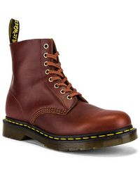 Dr. Martens Pascal ブーツ - ブラウン