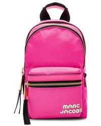 Marc Jacobs - Mini Backpack In Pink. - Lyst