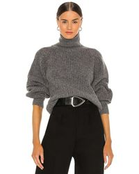 Anine Bing Jersey ainsley - Gris