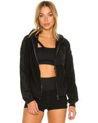 Alo Yoga Куртка H В Цвете Черный