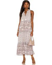 Cleobella Maddelyn Maxi Dress - Grau