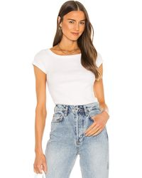 Agolde 90s Tシャツ - ホワイト