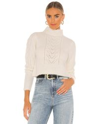 Line & Dot Carli セーター - ホワイト