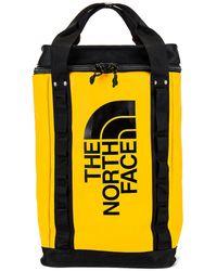 The North Face Kleine Tasche mit Schulterträgern - Gelb