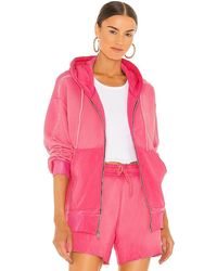 Cotton Citizen The Brooklyn Oversized Hoodie - Pink
