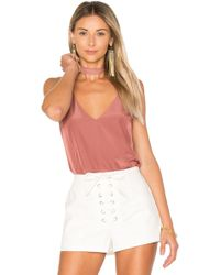 Capulet - Flore Camisole With Choker - Lyst