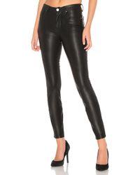 Blank NYC Vegan Leather Pant - Black