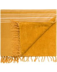 Amuse Society - Sand Storm Towel In Yellow. - Lyst
