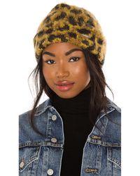 RE/DONE Шапка Бини Cheetah В Цвете Cheetah Intarsia - Многоцветный