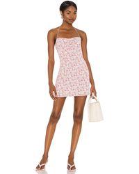 MAJORELLE Lexi Mini Dress - Pink