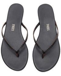 TKEES Studio Sandal - Black