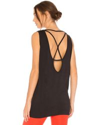 Onzie - Yama Top In Black - Lyst