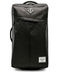 Herschel Supply Co. - Parcel Luggage In Black. - Lyst