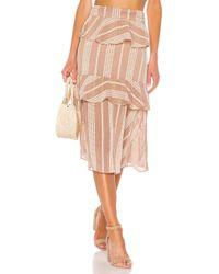 House of Harlow 1960 X REVOLVE Sibel Skirt - Mehrfarbig