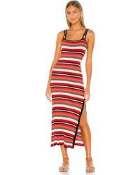 Solid & Striped Kimberley ドレス - レッド