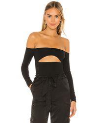 h:ours Appeal Bodysuit - Black