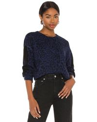 n:PHILANTHROPY Azure スウェットシャツ - ブルー