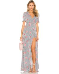 Flynn Skye Celeste Maxi Dress - Multicolor