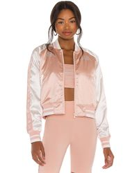 Kappa X Juicy Couture Europa Jacket - Pink