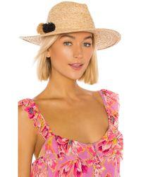 Hat Attack Mini Motto Rancher Hat - Braun