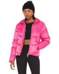 Lovers + Friends Куртка MAGGIE В Цвете Розовый