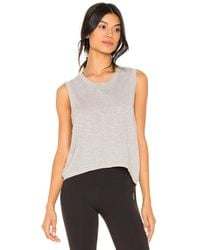 Free People X Fp Movement Love Tank - Grey